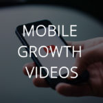 Top 3 Videos on Mobile Growth #3: December 2016