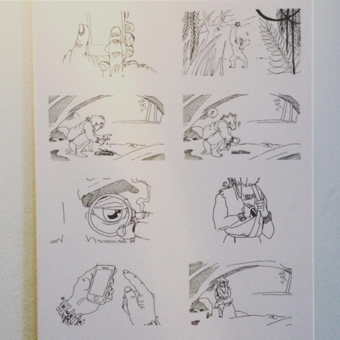 storyboard live action